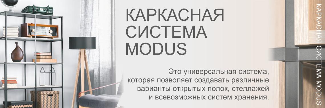 Каркасная система MODUS